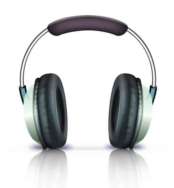 Headphones for Audio listening